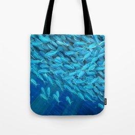 Oceans of Plenty Tote Bag