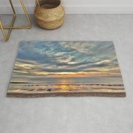Sunset on the Llyn Peninsula Rug
