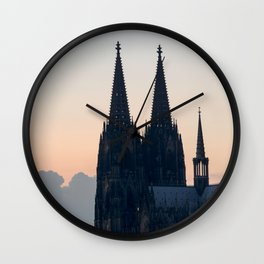 COLOGNE 18 Wall Clock