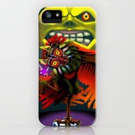 Majora's Masked Owl iPhone Case
