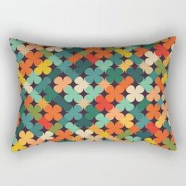 Lucky Clover Rectangular Pillow