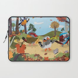 Bird Band Laptop Sleeve