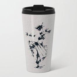 Splaaash Series - Dance Fighter Ink Travel Mug