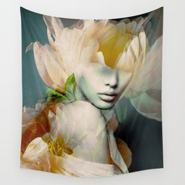 blooming 2a Wall Tapestry