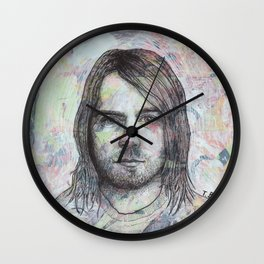 Kurt - Even In His Youth Wall Clock