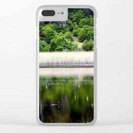 Tower Hill Wildlife Reserve Clear iPhone Case