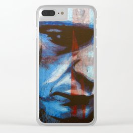 Cash - One Piece At A Time Clear iPhone Case