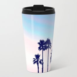 Tranquillity - violet sunset Travel Mug