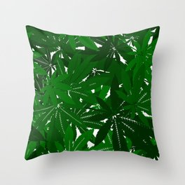 Happy Day! Throw Pillow
