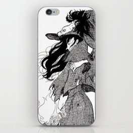 The Witch of Prey iPhone Skin