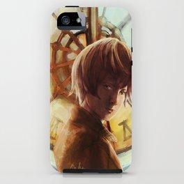 Dum Spiro, Spero iPhone Case