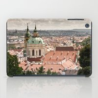 prague iPad Cases featuring Prague by Alexander