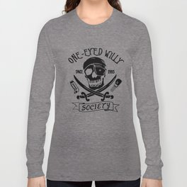 Goonies One Eyed Willy Long Sleeve T-shirt