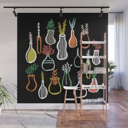 Herb Garden by Andrea Lauren Wall Mural