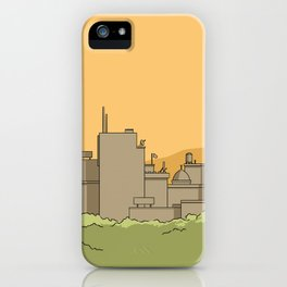 City #1 iPhone Case