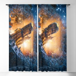 The Voyage Begins Blackout Curtain