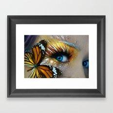 Nature Coloured Framed Art Print