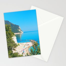 Spiaggia San Michele Stationery Cards