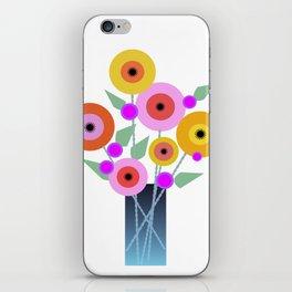 Floral Potpourri iPhone Skin