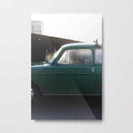 Classic VW Metal Print