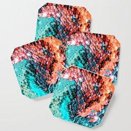 Sequin Coaster