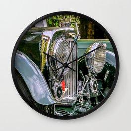 1930's Aston Martin Wall Clock