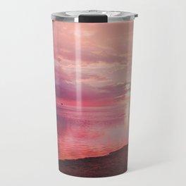 Maldivian sunset 7 Travel Mug