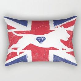 """""""Snatch"""" Beth Bacon Collectible Designs no.1 Rectangular Pillow"""