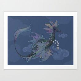 Emperor of the Western Sea Art Print