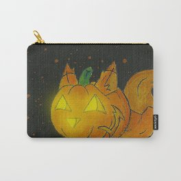 Wolf-o-Lantern Carry-All Pouch