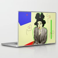 basquiat Laptop & iPad Skins featuring Basquiat by BlvckBewty