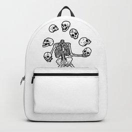 Circus of Skeleton Backpack