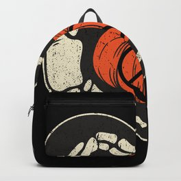 Peace Love Pumpkin Backpack