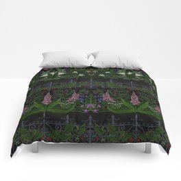 The Poison Garden - Gallimaufrey Comforters