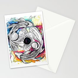 Pisces Dream Pool Stationery Cards