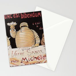 Vintage poster - Michelin Stationery Cards