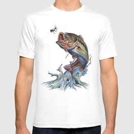Bass Fish T-shirt