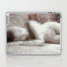 Nude Sleeping Beauty Laptop & iPad Skin