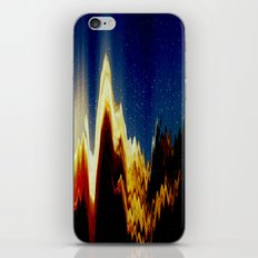 Mt. Nowhere iPhone & iPod Skin