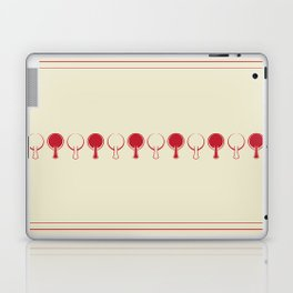 All In A Line Laptop & iPad Skin