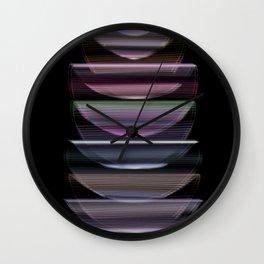 Psycheacrylic Wall Clock