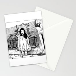 asc 592 - L'amende honorable (A satisfactory apology) Stationery Cards