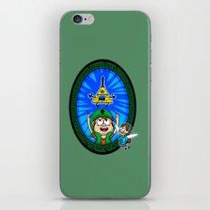 Gravity Falls: Hyrule Falls iPhone & iPod Skin