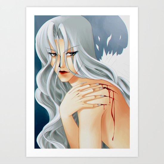 Angel/Demon Art Print