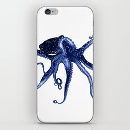 Cosmic Octopus II iPhone Skin