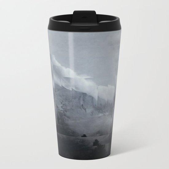 Fractions 00 Metal Travel Mug