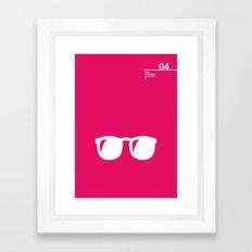 04_Webdings_$ Framed Art Print