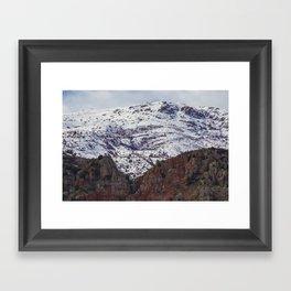 Armenian Tour Framed Art Print