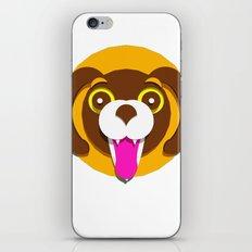 THE DOG iPhone & iPod Skin