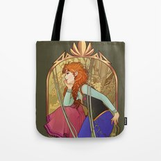 For the First Time in Forever Tote Bag